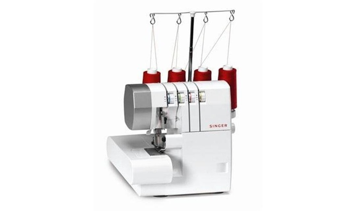 Up To 40% Off On Singer Sewing Co 40CG40 Sing Groupon Goods Gorgeous Serger Sewing Machines Walmart Canada