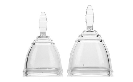 Laurel Menstrual Cup Soft Silicone Set Reusable Period Moon Cups c1c5453b-562e-470b-b948-e686fe3b04dc