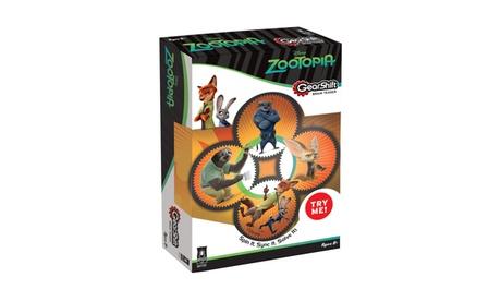 GearShift Brain Teaser - Disney Zootopia 5f09eb97-0766-4858-897f-8117f3e54ff0