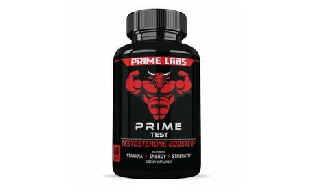 Prime Labs Men's Testosterone Booster (60 Caplets)