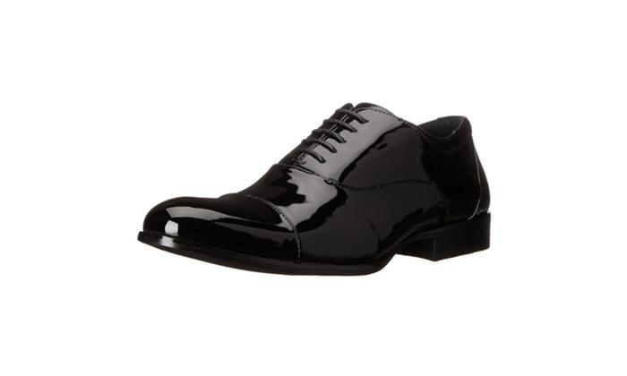 32d8981a709 Stacy Adams Men's Gala Tuxedo Oxford Shoe | Groupon