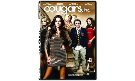 Cougar Inc. (DVD or Blu-Ray) a18fbd49-abd2-453c-94de-9cd628ffd294
