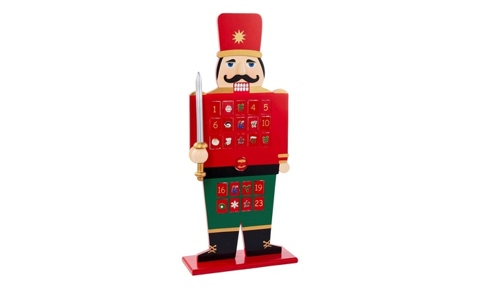 Kurt Adler Christmas Advent Calendars Groupon