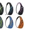 Men/Women Single Shoulder Bag Outdoor Sport Chest Bag Waterproof Packs