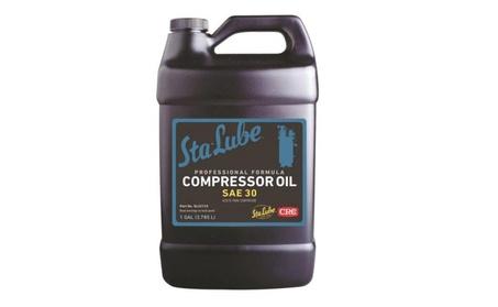 CRC SL22133 Sta-Lube Air Compressor Oil, 1 Gallon 2973e0b7-7bd4-4551-9115-2b522b4e11f1