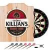 George Killians Irish Red Dart Cabinet Set with Darts and Board