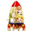 Wood Multi Activity Rocket