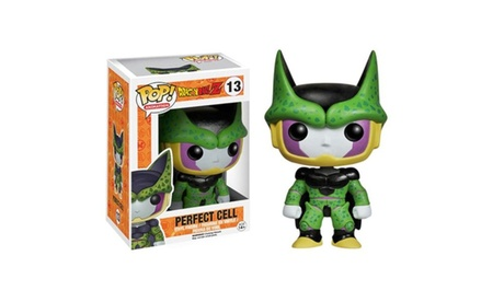 POP Dragon Ball Z Perfect Cell Vinyl Action Figure Toy 309b7055-0fcb-4e1d-8ead-2ed811a7819a