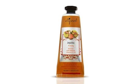 Jojoaba Luxury Hand Cream with Natural Vitamin E oil 2-Pack