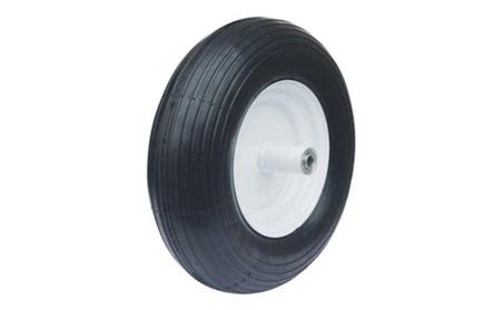 Hi-Run CT1001 4.80 x 4.00-8 in. Flat Free Tire 18ae5822-8c51-4d4d-8124-7049c68f7d12