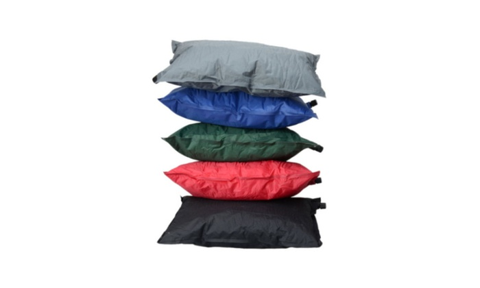 Super Automatic Inflatable Pillow Travel Out In Camping Air Cushion