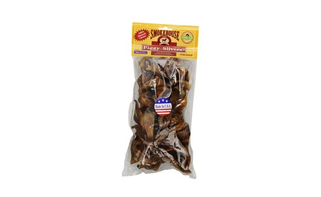Smokehouse 100% Natural Piggy Slivers Dog Treats 943b67e0-4aa4-4389-b42c-78fa372f8ad8