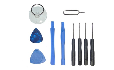 10 In 1 Repair Kit Set Opening Pry Tools Screwdriver for Mobile Phone 8e8a27b9-5ca3-4eb0-904d-153b74fc6357