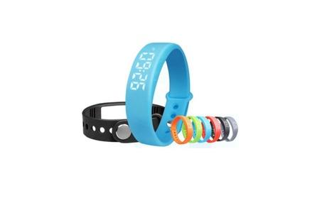 3D LED Kids Calorie Pedometer Smart Wrist Band Bracelet Watch Tracker 3c157c26-a3b0-43d6-a0d6-e699c0ae1748