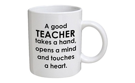 A good teacher takes a hand opens a mind and touches a heart men Mug cc49ab21-2a67-45f2-beb9-3f9958b1f7b8