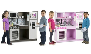 Melissa and Doug Chef's Kitchen Pretend Play Set