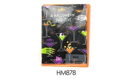"""Halloween """"Par-Tini"""" invitations b3b7e201-9560-40d0-a777-8a1564c5331c"""
