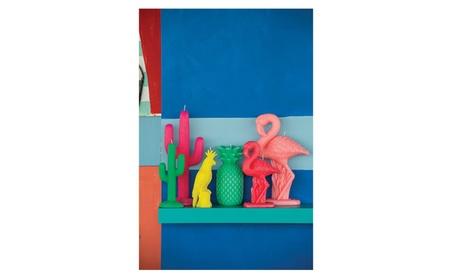SunnyLife Flamingo Candle