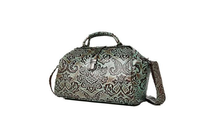 Women's Adjustable Shoulder Strap Handbag