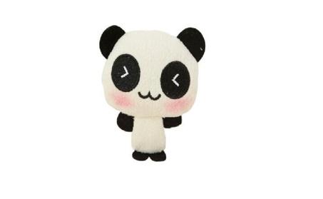 Doll Toy Plush Papa Bear Panda Pendant For Gift ff0ff4a1-3e1d-4d1d-81ca-5c1343b054a3