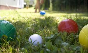 Hey! Play! Beginner Bocce Ball Set (10-Piece)