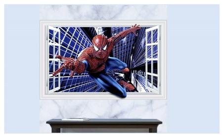 3D Decals Spiderman Titan Hero, Batman, Ninja Turtle or Tranformer a9b8bc51-5b3a-4f1c-8b36-0d3339b53bb5