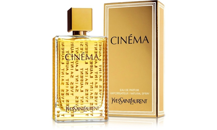 Up To 33 Off On Yves Saint Laurent Cinema Eau Groupon Goods