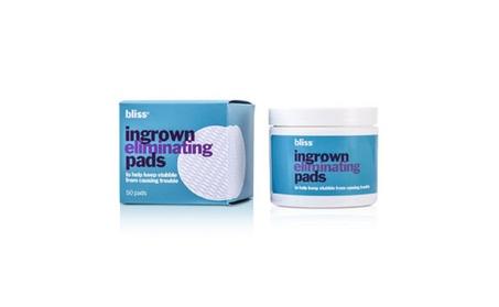 Ingrown Hair Eliminating Peeling Pads by Bliss Skincare (50 pads) 23ed694f-c56b-4286-b593-5227254c3181