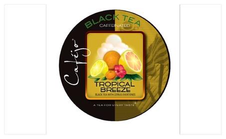 Cafejo K-CJT-TB-1-50 Tropical Breeze Tea K-Cups for Keurig Brewers 6a871a13-b2ed-4b1c-96f9-261b6e256956