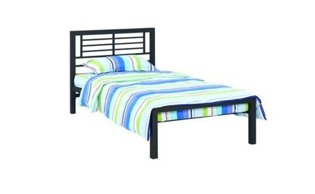 Metal Twin Bed 91b1deaf-7d58-4838-a85c-16ccd8d83c1a