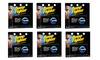 Bump Fighter Refill Cartridge Blades for Men - 5 ea. (Pack of 6)