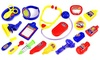 Play & Learn Doctor Pretend Play Toy Medical Doctor Kit Play Set