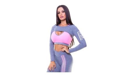 Sexy Sportswear Workout Leggings Jogging Yoga Fitness Sets 2fc6c5a9-0f6a-4c60-ad94-2c0d667b5a57