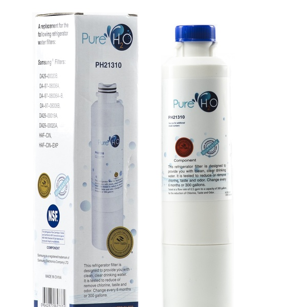 RF30HBEDBSR Compatible Refrigerator Water and Ice Filter 1 Pack