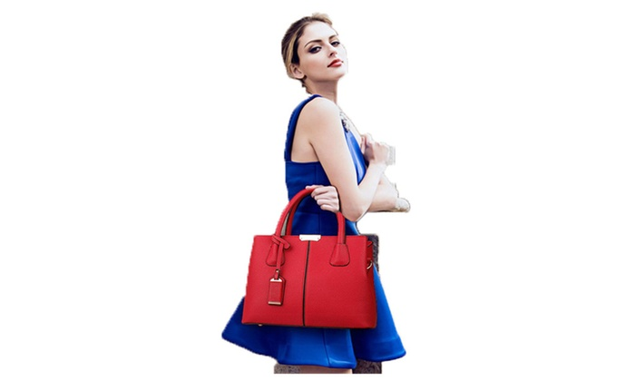 Fashion Big Bag Women Shoulder Messenger Bag Ladies Handbag
