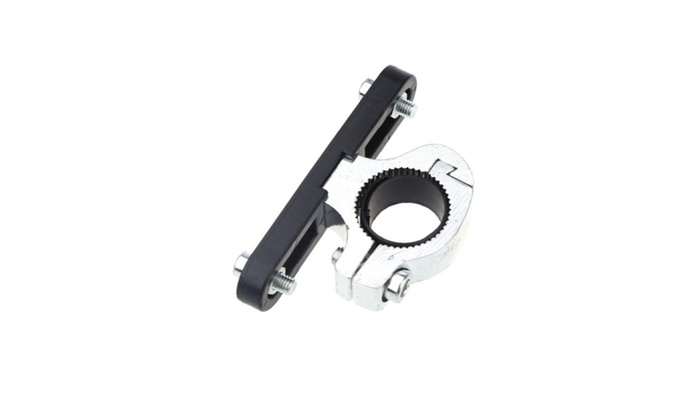 Bike Bicycle Clamp Water Bottle Mount Holder Connector Metal
