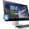 HP Pavilion 27-n110 27 in All-in-One  Desktop,Intel Core i5-6400T,8GB Memory
