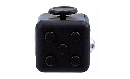 Fidget Cube Relieves Stress & Anxiety, Black