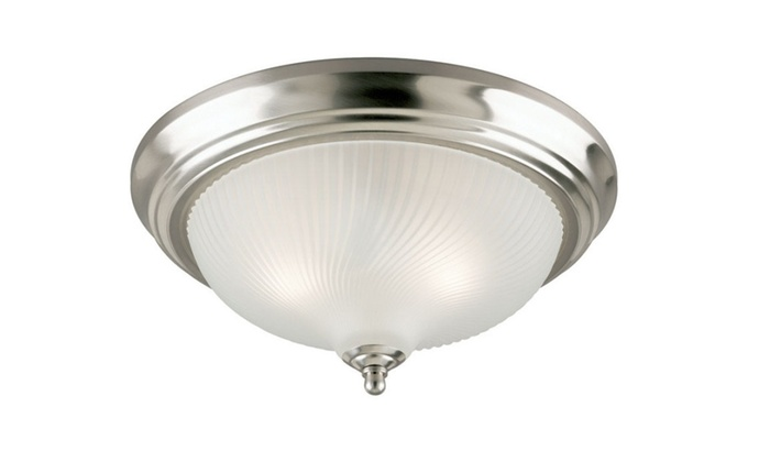 Westinghouse 64305  Flush Mount Ceiling Fixture, 13