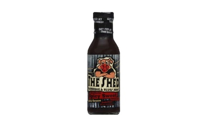The Shed Bbq Sauce Bbq Spcy Sthrn Swt-15 Oz -Pack Of 6 d9b663b8-2177-47ad-863c-8ac72f841097