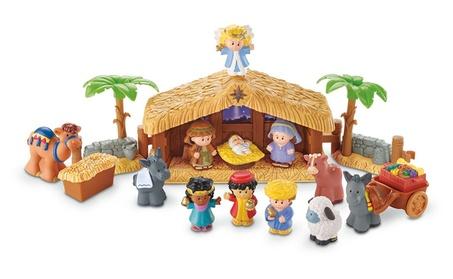 Fisher-Price Little People A Christmas Story 0ee79f9b-6567-49fd-b8d1-603b76b18eea