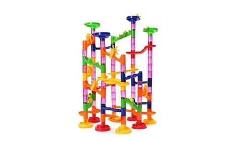 Marble Run Railway Toys Construction Child Building Blocks Toys 91ceb2a4-20ab-4c73-816a-b41a6fa15744