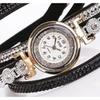Luxury Bracelet Quartz Casual Wristwatch for Women