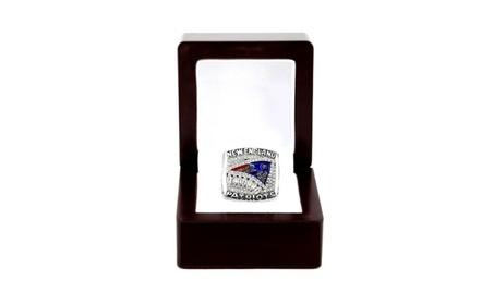 New England Patriots 2011 AFC American Championship Rings ccffe295-47ef-4fd7-b292-4e24fe2d7967