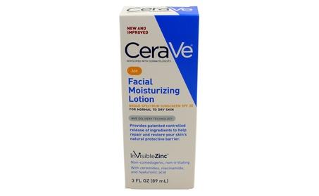 CeraVe Moisturizers, Moisturizing Facial Lotion AM, 3 Oz 99717ac3-dd04-4465-9c6f-79374d587bfa