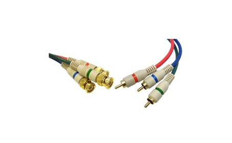 CableWholesale 10V2-25206 RCA to BNC Component Video Conversion Cable f8b86502-5131-4cfa-869f-8e4c6883a5af