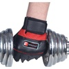 Half Finger Breathable Dumbbell  Weight lifting Fitness Gym Glove