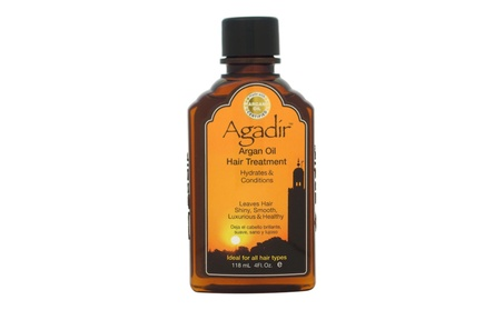 Argan Oil Hair Treatment by Agadir for Unisex - 4 oz Treatment 4bf476d1-f00f-43a4-93df-d0ecec05ad11