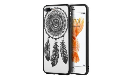 Insten Fusion Lace Lacie Design Cover Case For Apple iPhone 7 Plus