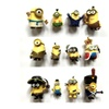 "Despicable Me Minions Movie 2"" 11pcs Action Figures Set: Vampire King"
